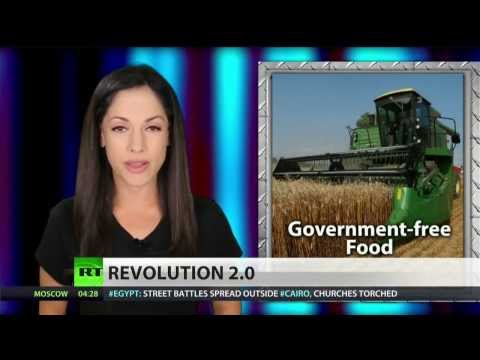 RT America - As more and more Americans get fed up with headlines about their government over-regulating, spying, or otherwise being invasive, they're starting to take it...
