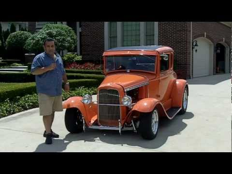 1930 Ford 5 Window Coupe Street Rod Classic Car for Sale in MI Vanguard Motor Sales (видео)