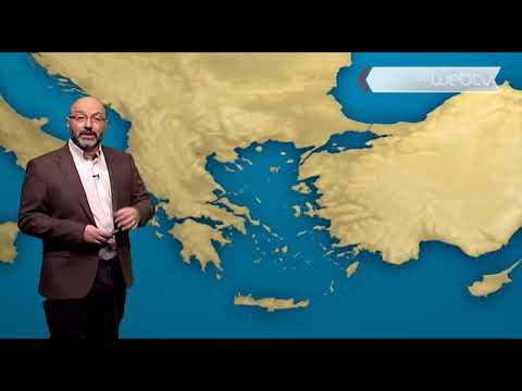 ΔΕΛΤΙΟ ΚΑΙΡΟΥ με τον Σάκη Αρναούτογλου   04/03/2019   ΕΡΤ