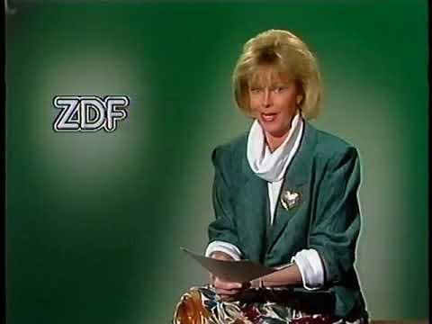 ZDF Trailer Glücksspirale und Programmansage Mo. 16.11.1987