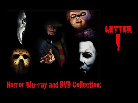 Horror Blu-ray/DVD Collection: Letter I