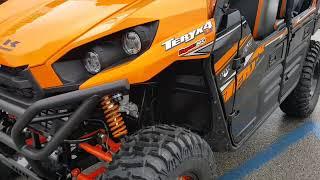 5. 2019 Kawasaki Teryx 4 LE custom build