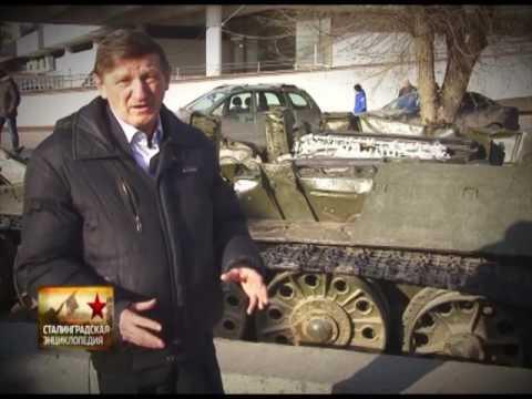 Танк Т-34. Эфир 14.02.15.