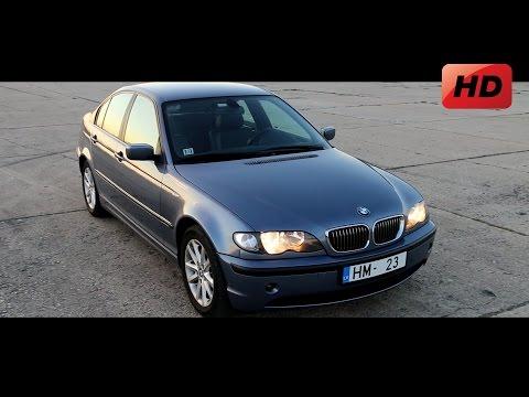 BMW E46 320d 2003 150hp