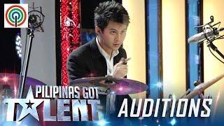 Video Pilipinas Got Talent Season 5 Auditions: Gian Bacalso - Freestyle Drummer MP3, 3GP, MP4, WEBM, AVI, FLV Juli 2018