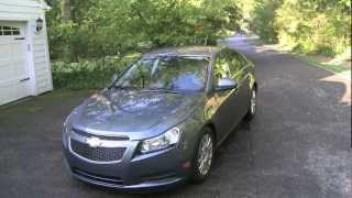 2012 Chevrolet Cruze Eco Test Drive And Review