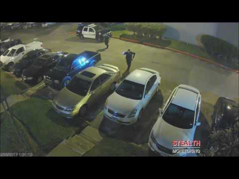 Multifamily apartment car thief arrested