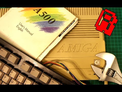 Amiga 500 Trash to Treasure Pt.2 | Fault Finding