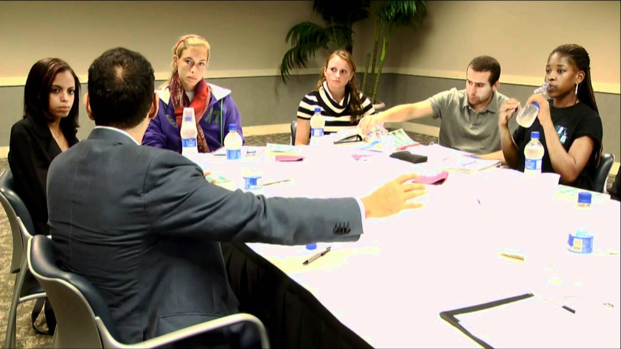 An interview with Moustafa Bayoumi and students at USC Upstate