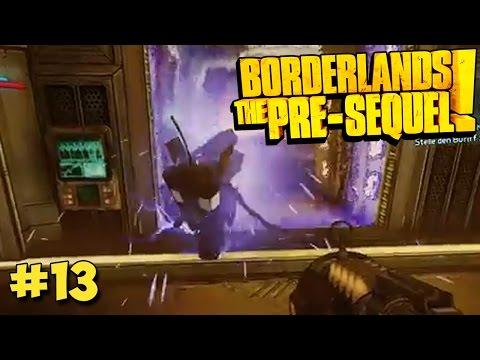 Liebe zwischen Robotern - Borderlands pre sequel - #13 - Earliboy + Dhalucard + Chigocraft