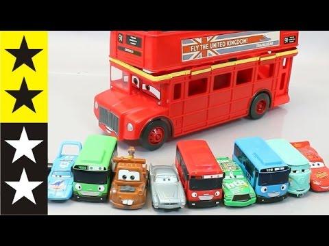 Video Vídeo de Juguetes Coches para Niños 🌟 Juegos con Coches Autobuses Tayo download in MP3, 3GP, MP4, WEBM, AVI, FLV January 2017