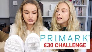 Video £30 PRIMARK CHALLENGE | BESTIE VS. BESTIE | SYD AND ELL MP3, 3GP, MP4, WEBM, AVI, FLV Oktober 2018