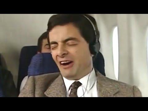 Let Bean Entertain You  Funny Clips  Mr Bean Official