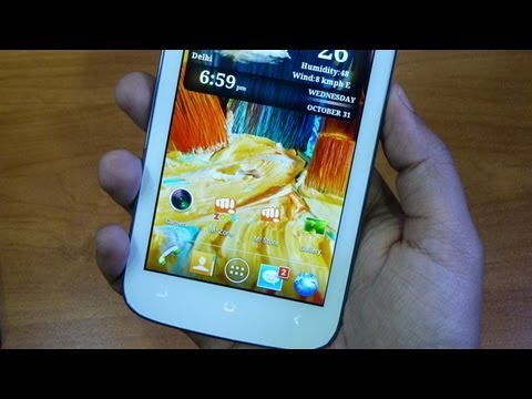 Micromax CANVAS 2 A110 Unboxing & Hands On REVIEW HD by Gadgets Portal