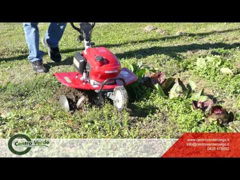 Come lavorare l'orto? Con la motozappa