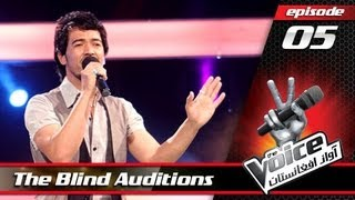 The Voice of Afghanistan - Blind Auditions 5th Episode