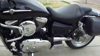 2. 2007 Kawasaki Vulcan 1600 Mean Streak.