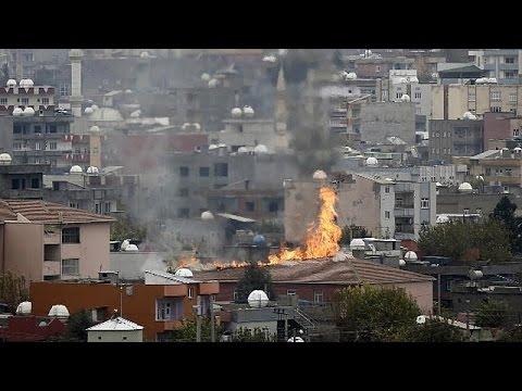Τουρκία: Εκκαθαριστικές επιχειρήσεις κατά του ΡΚΚ στα νοτιοανατολικά