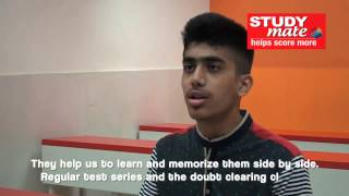 Student Speak – Sankalp Nagpal