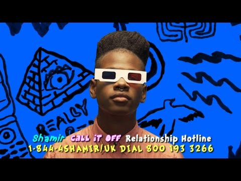 Thinking of breaking up? Then call the Shamir Call It Off Relationship Hotline!