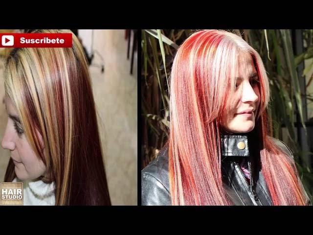 Mechas-platinadas-en-fondo-cabello