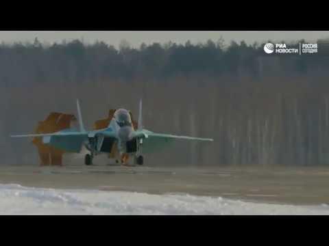 Начались летные испытания истребителя МиГ-35