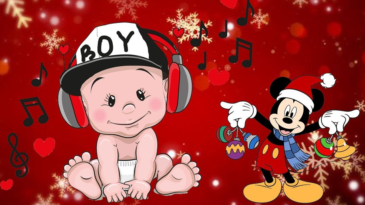 Relaxing Music Guitar   Baby Brain Development – Lullaby For Babies – Christmas Songs