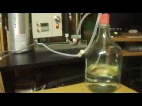 Ozone Water, How to Make it…