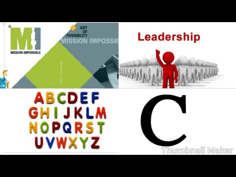 Leadership quotes - Leadership in letters القيادة في حروف