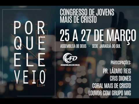 Congresso Mais de Cristo - 2016