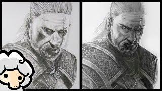 Os traigo la quinta crítica de dibujo. En esta ocasión un dibujo del usuario de Deviantart Kilicz. Dibujo a lápiz que tiene como protagonista a Geralt de Rivia, de la saga de videojuegos The Witcher. Espero que os guste!_____________________________________________________________www.davidsheep.comFacebook: http://goo.gl/BP8o5SDeviantart: http://goo.gl/yHKnGP