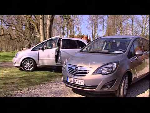 Opel meriva 1.4 2011 фото