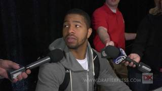 Markieff Morris Draft Combine Interview