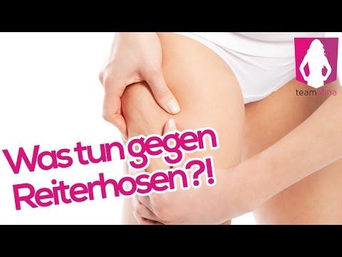 Was tun gegen Reiterhosen?! - Training für Frauen | www.size-zero.de