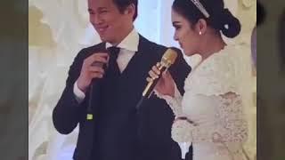 Video Romantisnya SyahReino di Depan Semua Undangan Dinner Silaturahmi MP3, 3GP, MP4, WEBM, AVI, FLV Juni 2019
