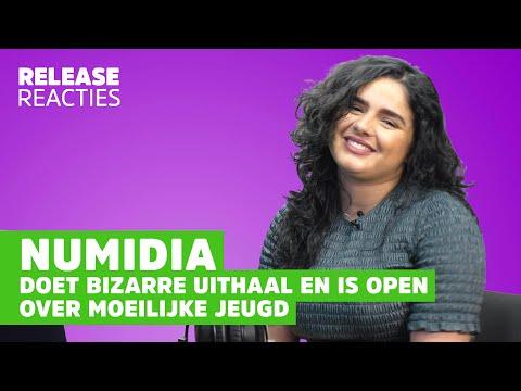 NUMIDIA vertelt GEHEIMPJE over BOEF!   Release Reacties