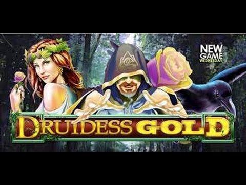 Druidess Gold Free Spins - Betsize: 5$