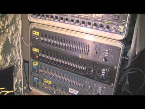 How to Equalize - EQ a Live Sound System - How to Ring out Speakers for Feedback