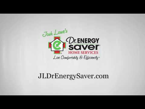Meet Josh Lowe, owner of Josh Lowe's Dr. Energy Saver -- an HVAC and Home Insulation company that has been...
