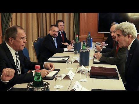 Κέρι: Αναζητούμε τρόπους για τον τερματισμό της σύγκρουσης στη Συρία