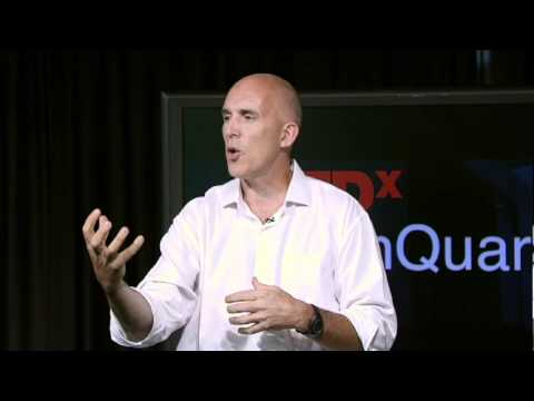 """Are We Born to Run?"" –TEDxPennQuarter"