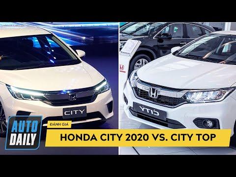 So sánh Honda City 2020 và City Top để lựa chọn chiếc xe phù hợp với mỗi người @ vcloz.com