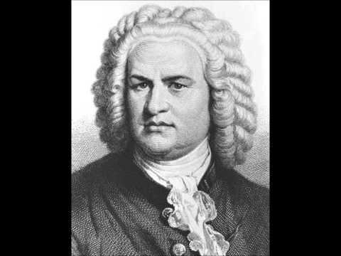 JS Bach  e-minor flute sonata andante BWV 1034 Ulla Miilmann