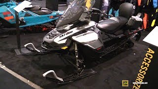4. 2019 Ski Doo Grand Touring Limited 900 Sled - Walkaround - 2018 Toronto ATV Show