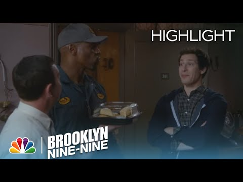 Brooklyn Nine-Nine 2.11 (Clip 'Enter the Scone Zone')