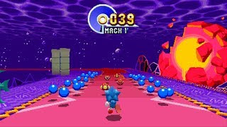 Sonic Mania all 7 Chaos Emerald Special Stages. Subscribe for more Sonic Mania content or follow me on twitter! ▻Follow me on...