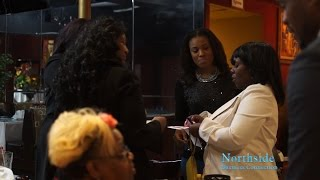 The D-Mars Northside Business Connection is the place to be for all you entrepreneurs and business professionals on the North side of Houston. Unlike most networking events where you go mostly to be entertained, the NBC's focus is to foster relationships, show you how to grow your business and to allow you to learn how business works from leaders in the business community.