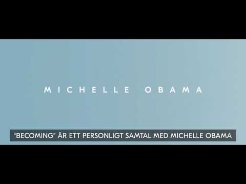 Becoming: An Intimate Conversation With Michelle Obama - 10 april 2019 - Ericsson Globe, Stockholm