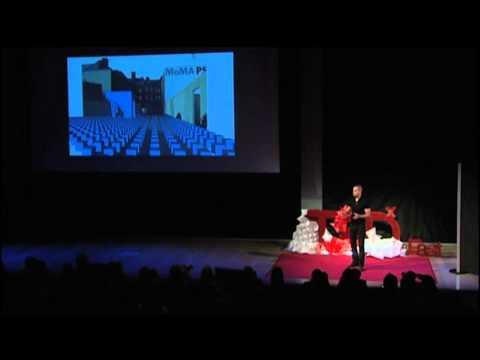 Matthias Hollwich TEDxEast
