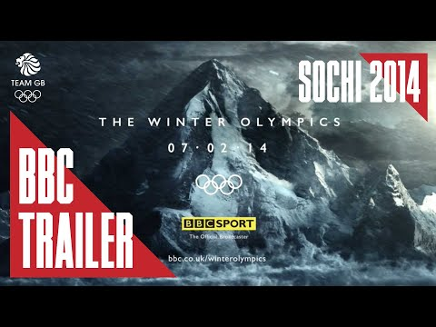 BBC Sochi 2014 Winter Olympics Official Trailer